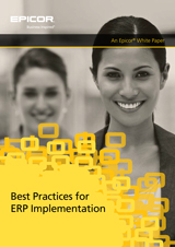 Best Practice for ERP Implementations