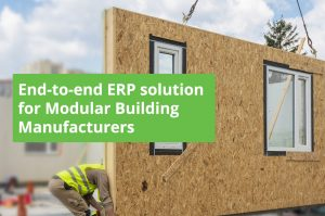 Epaccsys Modular Building Manufacturer ERP Software